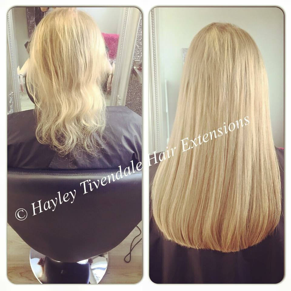Hair Extensions Quick Guide Hayley Tivendale